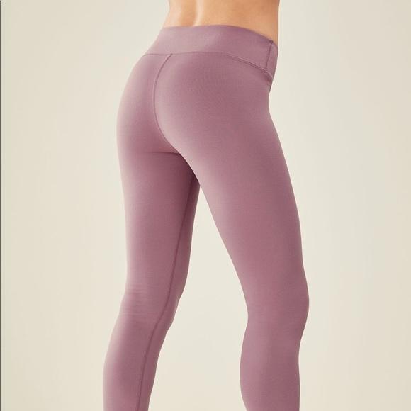 fce3779a98f18 Fabletics Pants - Fabletics Salar Solid Powerhold Legging, Medium